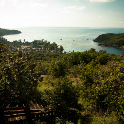 Výhled na Koh Ma