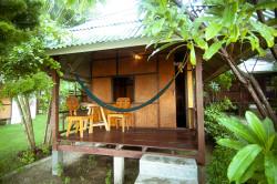 Náš bungalov v Haad Tian Resort