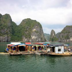 Plovoucí vesnice